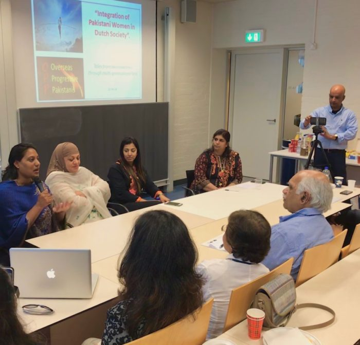 Pakistani Women in Dutch Society